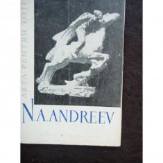 N.A. ANDREEV - V. ZIMENKO