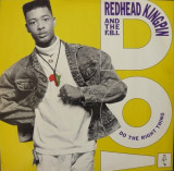 """Vinil Redhead Kingpin And The F.B.I.– Do The Right Thing 12"""", 45 RPM (VG)"""