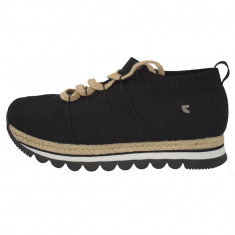 Adidasi dama, din textil, marca Gioseppo, 47669-01-12, negru , marime: 39