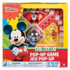 Joc de societate Pop Up Mickey Mouse Nu te supara Frate