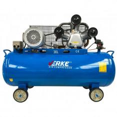 Compresor de aer industrial 300L 7.5kW 3cil. 900L/m V3090 VERKE V81129 foto