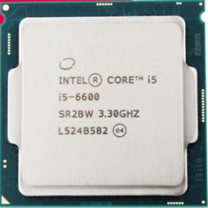 Procesor Intel Skylake, Core i5 6600 3.30GHz 14nm, 65w, 6Mb ,socket 1151,COOLER, Intel Core i5, 4