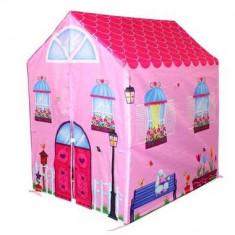 Cort de joaca casuta roz, 8726