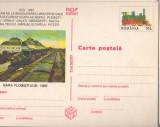 CPI B14255 CARTE POSTALA - GARA PLOIESTI SUD 1905