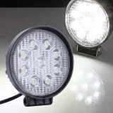 Proiectoare led 27w off road 12v-24v, Universal