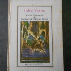 JULES VERNE - CLOVIS DARDENTOR. SECRETUL LUI WILHELM STORITZ (1982)