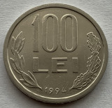 100 Lei 1994, Romania, a UNC, Fier