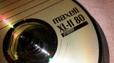 Cd recorder maxell xl II music ,,only for audio cd recorder -1 bucata