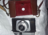 Aparat foto Certo Phot vintage de colecție photo vechi suport piele,T.GRATUIT