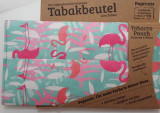 Portofel pentru tutun - Flamingos | Paprcuts