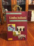 Doina Condrea Derer - LIMBA ITALIANĂ. Dialoguri Texte Exerciții (1998, Ca nouă!)