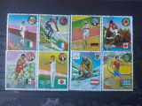 PARAGUAY 1977-CTO-ISTORIA JOCURILOR OLIMPICE-SERIE, Stampilat