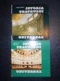 ILEANA BERLOGEA - ISTORIA TEATRULUI UNIVERSAL 2 volume (1981, editie cartonata)