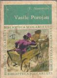 Vasile porojan - Vasile Alecsandri