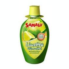 Suc de Lime Bio Samalu 200ml Cod: 701717