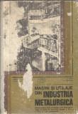 Masini si utilaje din industria metalurgica / manual 1981
