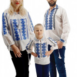 Cumpara ieftin Set Familie Traditionala 137 Camasi traditionale cu broderie