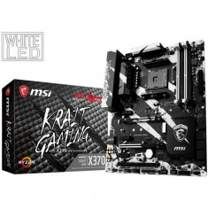 Placa de baza MSI X370 KRAIT GAMING, Pentru AMD, AM4, DDR4
