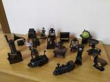 Colectie ascutitori metalice vechi - 18 buc.