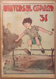 Cumpara ieftin Universul Copiilor nr 31 / 1942 BD Pasarea de aur - Haplea - Ferdinand - frontul