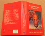 Eragon II. Cartea primului nascut. Editura RAO, 2006 - Christopher Paolini