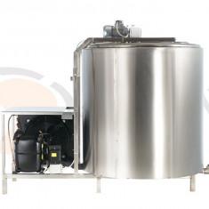 Tanc din inox pentru racire lapte 700L x 1.8 kw trifazic EMT.CTS700-3