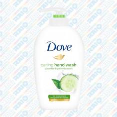 Săpun lichid Dove cu extract de castravete și ceai verde, 250 ml
