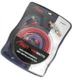 Set cabluri subwoofer 1000w amplificator auto
