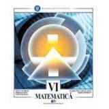 Matematica, manual pentru clasa a VI-a - Niculae Ghiciu, Emilia Iancu, Florentina Amalia Enea, Vicentiu Rusu, Maria Popescu, Clasa 6