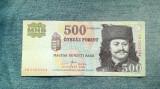 500 Forint 2008 Ungaria / Rákóczi Ferenc II / 3523594