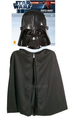 Masca si Pelerina Darth Vader Star Wars foto