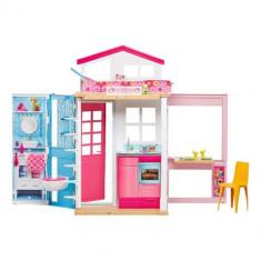 Casuta cu 2 Etaje pentru Papusa Barbie, Mattel