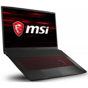 Laptop MSI GF75 Thin 9SD 17.3 inch FHD Intel Core i5-9300H 8GB DDR4 512GB SSD nVidia GeForce GTX 1660 Ti 6GB Black