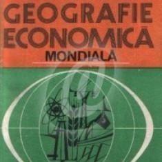 Probleme de geografie economica mondiala - Resurse energetice, materii prime industriale si agricole
