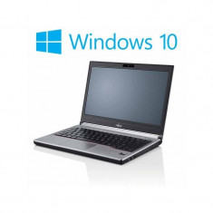 Laptop refurbished Fujitsu LIFEBOOK E733, i5-3230M, Win 10 Home foto