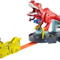 Set de joaca T-Rex Hot Wheels