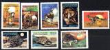 LIBIA 1979, Fauna, serie neuzata, MNH, Nestampilat
