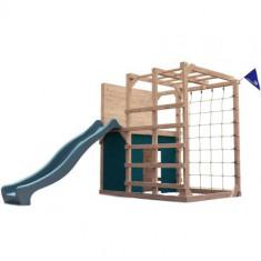 Spatiu De Joaca Din Lemn Fort Challenge