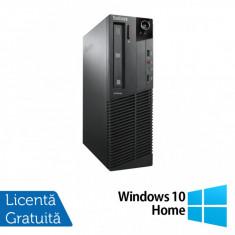 Calculator Lenovo ThinkCentre M92p SFF, Intel Core i5-3550 3.30GHz, 8GB DDR3, 240GB SSD, DVD-RW + Windows 10 Home