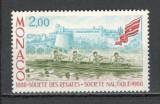Monaco.1988 100 ani Societatile de nautica  MM.849