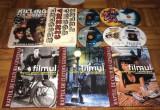 Colectie 5 carti cinematografie si istoria filmelor horror + 5 filme
