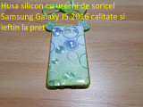 Husa silicon cu urechi de soricel  Samsung J5.2016 calitate si ieftin la pret