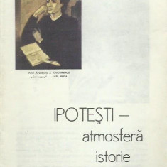 AMS - PLIANTE/AFISE - BOTOSANI-IPOTESTI