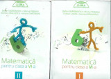Matematica pentru clasa a 6 a - Stefan Smarandoiu ( 2 volume )