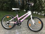 Bicicleta IDEAL cu cadru de aluminiu pentru copil cu varsta intre 7-10 ani., 17, 20, 6