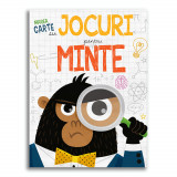 Marea carte cu jocuri pentru minte |, Didactica Publishing House
