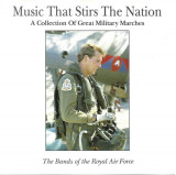 CD The Bands Of The Royal Air Force – Music That Stirs The Nation , original