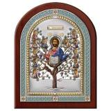 Icoana Argint Pomul vietii 17.5×22.5x2cm Color COD: 2875