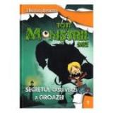 Toti monstrii mei. Vol. 1. Secretul din casa verde a groazei - Thomas Brezina