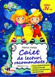 Cumpara ieftin Caiet de lecturi recomandate cls a IV-a/Maria Vantu, Aramis
